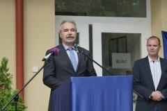 NAIK Öntözési és Vízgazdálkodási Kutatóintézet avatás - Nagy István agrárminiszter
