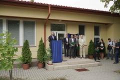 NAIK Öntözési és Vízgazdálkodási Kutatóintézet avatás - dr. Nagy István miniszter
