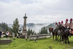 Nagy Istvan, Nyergestető, Erdély, Románia, kopjafa