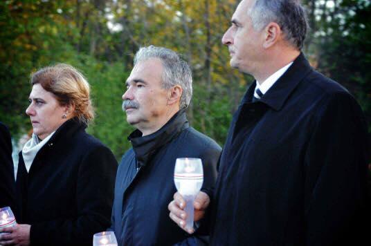 Városi Gyásznap Mosonmagyaróvár - dr. Nagy István miniszter
