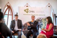 Ökológiai Mezőgazdasági Kutatóintézet rendezvénye, Nagy István agrárminiszter
