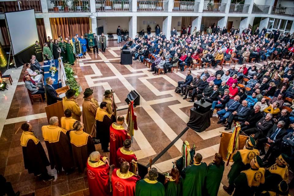 Országos Magyar Méhészeti Egyesület (OMME) XI. kongresszus - dr. Nagy István miniszter
