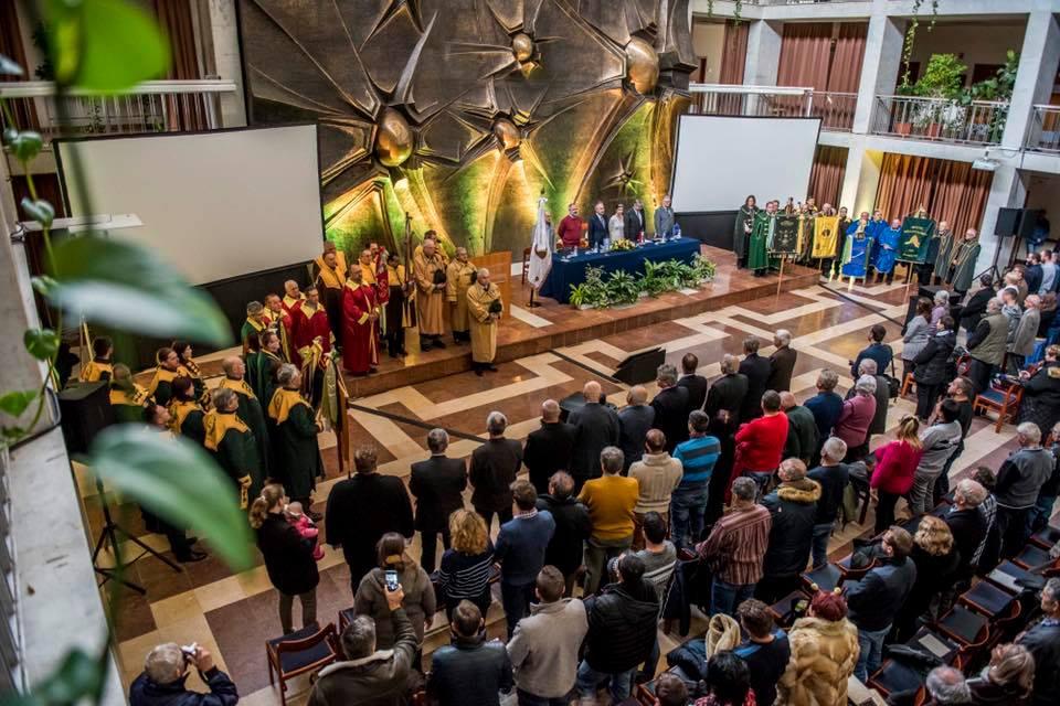Országos Magyar Méhészeti Egyesület (OMME) XI. kongresszusa - dr. Nagy István agrárminiszter