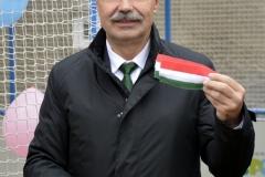 Multifunkcionális Ovi-Sport pálya átadó Mosonmagyaróvár - Nagy István agrárminiszter, országgyűlési képviselő