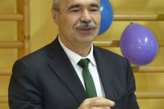 Multifunkcionális Ovi-Sport pálya átadó Mosonmagyaróvár - Nagy István miniszter, országgyűlési képviselő