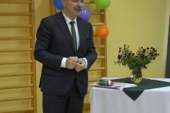 Ovi-Sport pálya átadó Mosonmagyaróváron - Nagy István agrárminiszter, országgyűlési képviselő