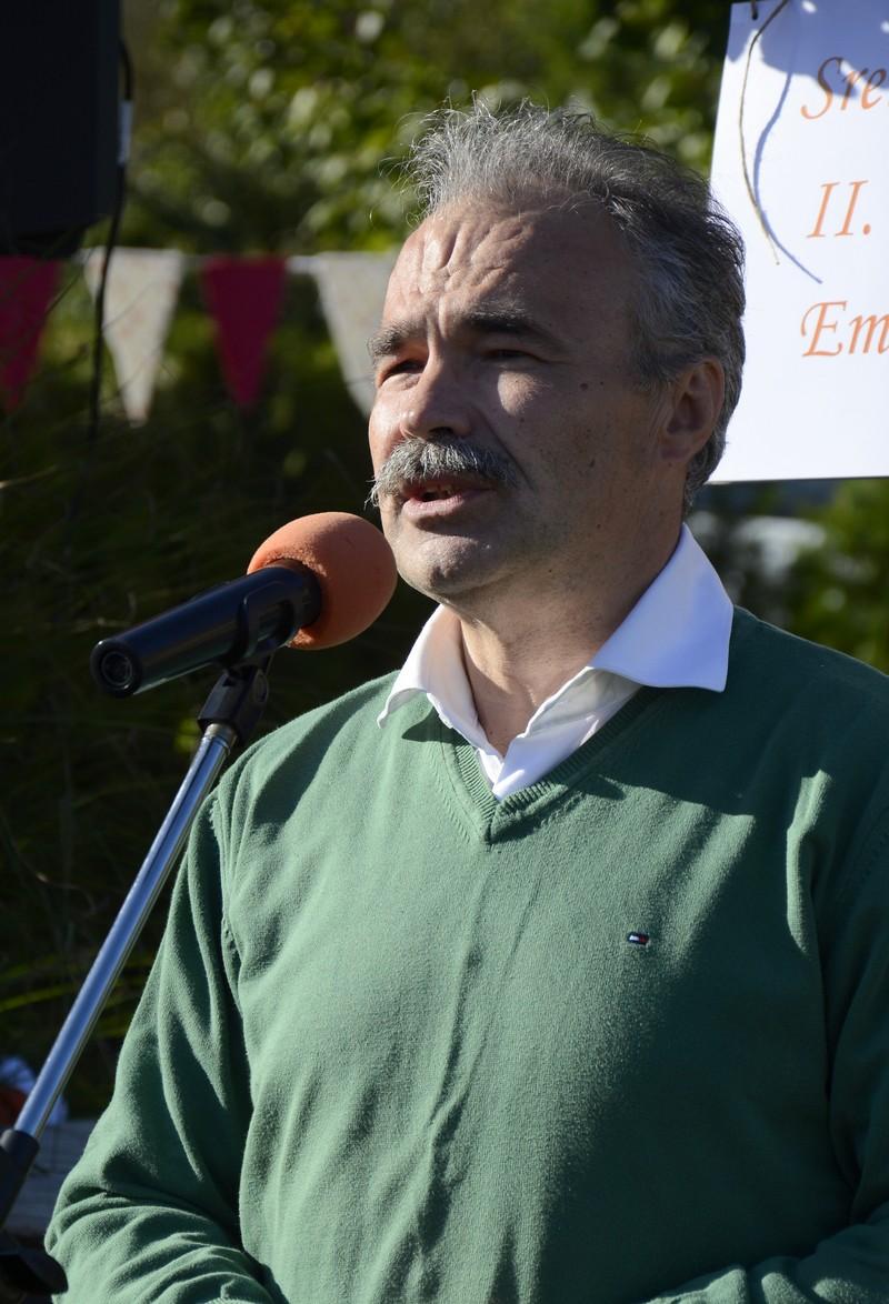 Szigetköz Lelke Pálinkaház, Dunakiliti, Nagy István agrárminiszter, országgyűlési képviselő - beszéd