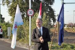 M15 útatadás Rajkán - Nagy István agrárminiszter, országgyűlési képviselő 5