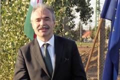M15 útatadás Rajkán - dr. Nagy István agrárminiszter, országgyűlési képviselő