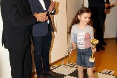 V FUTURA Sakk Karnevál díjátadó - Dr. Nagy István államtitkár, Seszták Tamás, Magyar Sakkszövetség elnöke