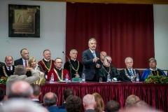 Soproni Egyetem tanévnyitó ünnepség - dr. Nagy István agrárminiszter
