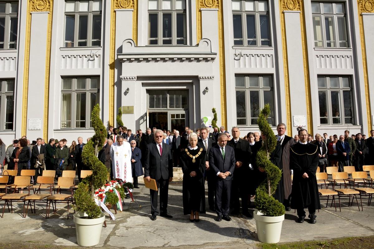 Széchenyi István Egyetem Mezőgazdasági- és Élelmiszertudományi Kar 200. Ünnepi Tanévnyitó