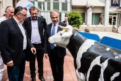 Tej Terméktanács tejfogyasztás kampány - Nagy István agrárminiszter