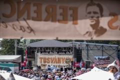 Orbán Viktor, Tusványos, Tusnádfürdő, Erdély, Románia