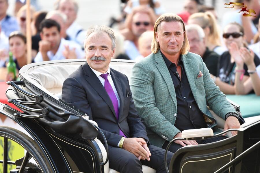 Nemzeti vágta 2018 - dr. Nagy István miniszter