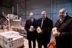 vajdasági gazdaságfejlesztési program, üzemátadó - dr. Nagy István agrárminiszter