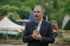 Nagy István agrárminiszter - VI. Kapolcsi állat-és gépbemutató 18.05.19.