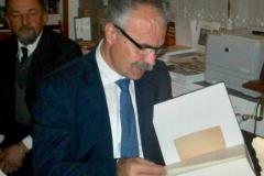 Vizsolyban a Biblia földjén - Nagy István miniszter